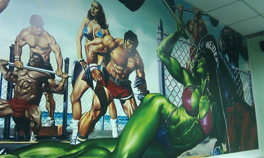 поклейка пленки в одессе фитнесс клуб