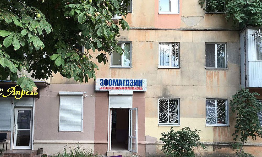 Лайтбокс Зоомагазина Украина