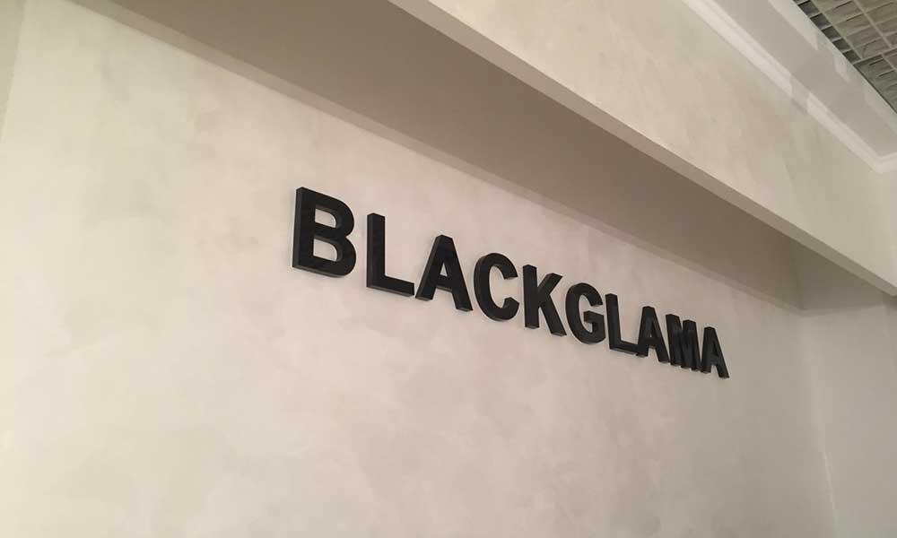 изготовление рекламы blackglama